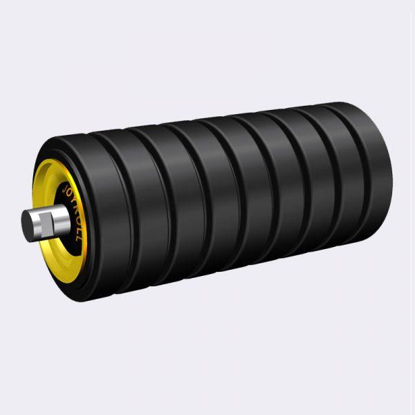 impact conveyor roller