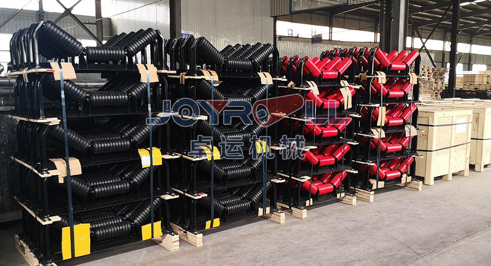 CEMA Conveyor Idlers